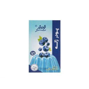 پودر ژله تمشک آبی فرمند 100 گرمی