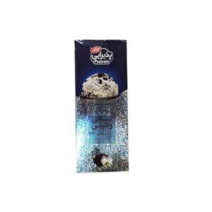 بستنی پاکتی وانیلی شکلاتی کاله