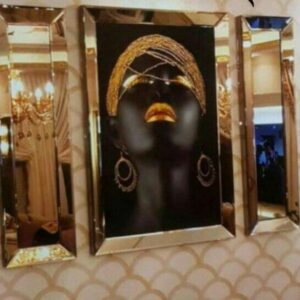 تابلو آینه ای