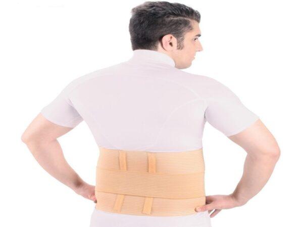 شکم بند قابل تنظیم آتل دار پاک تن