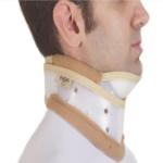 گردن بند طبی سخت چانه دار پاک تن