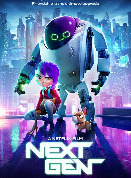 انیمیشن نسل جدید 2018