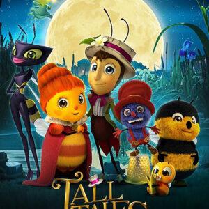 انیمیشن داستان های بلند باغ جادویی