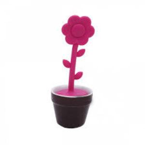 صافی چای و دمنوش طرح گلدان گل