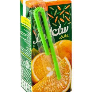 آب پرتقال پالپ دار سان استار