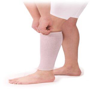 ساق بند زانو بند طبی حوله ای- پاک تن