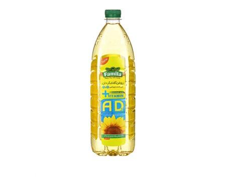 روغن غنی شده با ویتامین A و D3 فامیلا