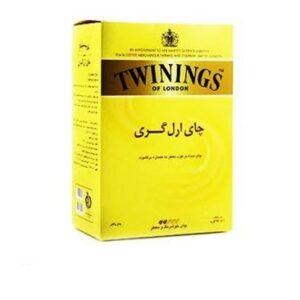 چای توینینگز ارل گری 450 گرمی زرد