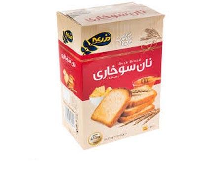 نان سوخاری ویتانا جعبه ای