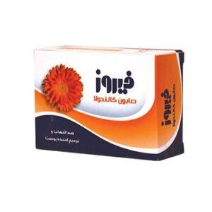 صابون کالاندولا 120 گرمی فیروز