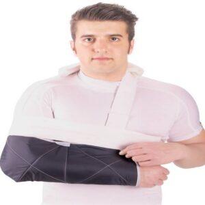 آویز دست شانه ای با بازو بند الحاقی پاک تن