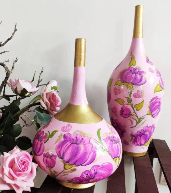 گلدان سفالی کد 0028