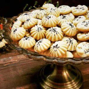 نان برنجی ریز مخصوص عید نوروز