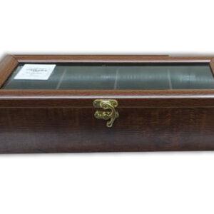 جعبه تی بگ چوبی مستطیل