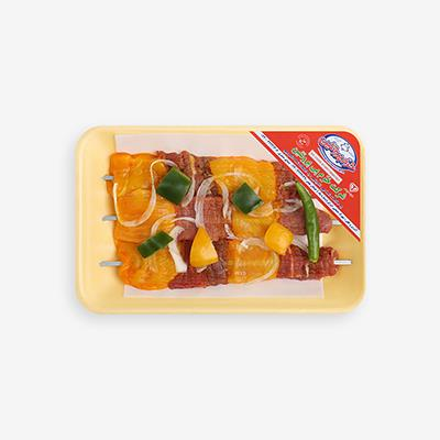 کباب بختیاری خرم پروتئین (3 سیخ)
