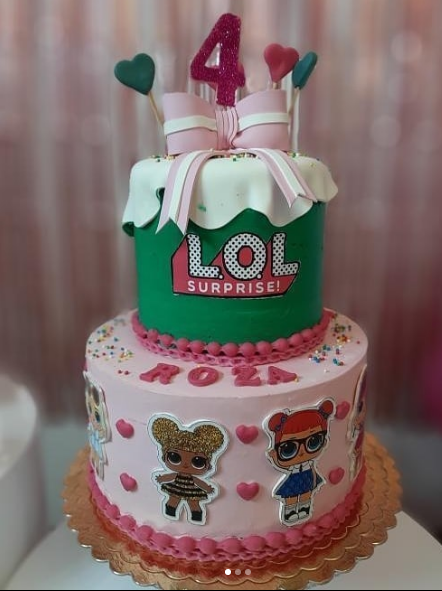 کیک تولد کد008