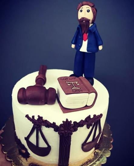 کیک تولد - لندوکس