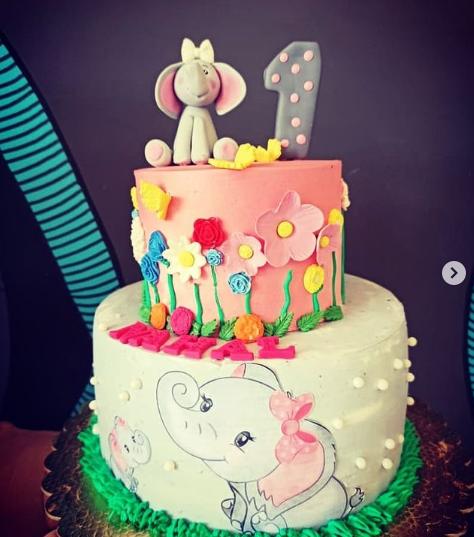 کیک تولد- لندوکس
