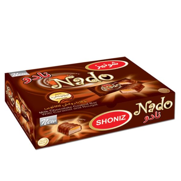 شکلات نادو بسته ۶۰عددی