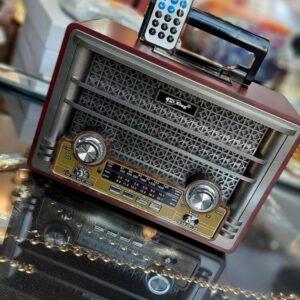 رادیو اسپیکر مدل کلاسیک