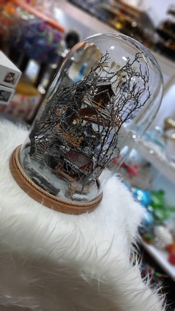 آباژور زمستان