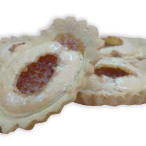 شیرینی عسلی نارگیلی-قایقی