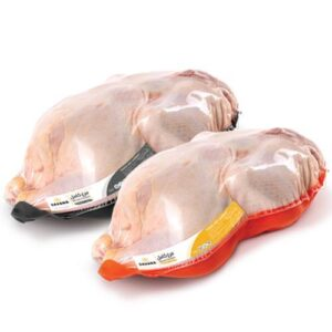 مرغ کامل بسته بندی شده ( 2 کیلو 300 گرمی )