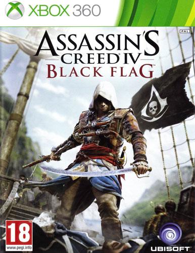 بازی Xbox 360 Assassins Creed IV Black Flag
