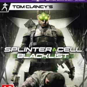 بازیsplinter cell blacklist کنسول ایکس باکس360