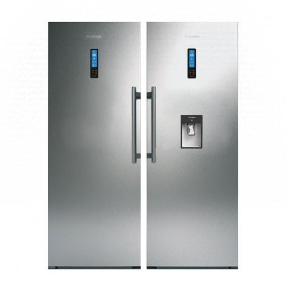 یخچال فریزر (دو قلو) تیتانیوم Electro Prime