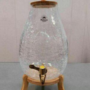 کلمن الماس پایه چوبی (4 لیتری)