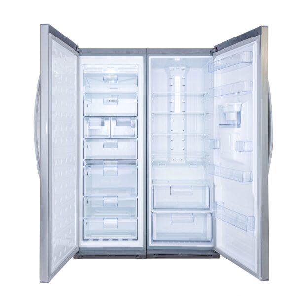 یخچال فریزر دو قلو آیس پول هیمالیا