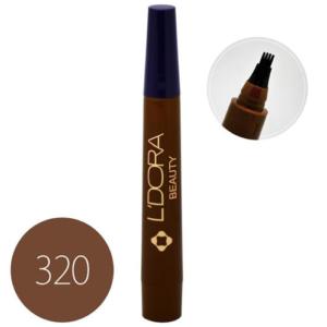 قلم هاشور ابرو کد 320 لدورا 4 گرمی