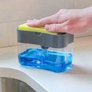 جا مایع ظرفشویی فشاری پمپی