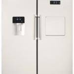 یخچال فریزر (دو قلو) سفید چرم Electro Unique