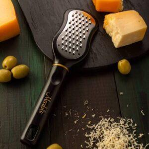 رنده سیر و پنیر