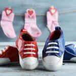 ۱۰ نکته در خرید کفش بچگانه