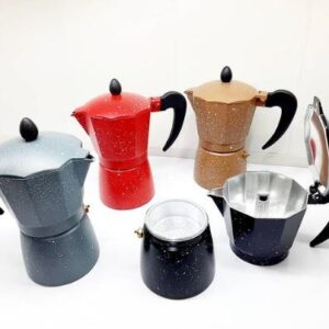 قهوه جوش ۶ کاپ گرانیتی