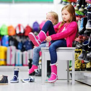 کفش مدرسه دخترانه و پسرانه