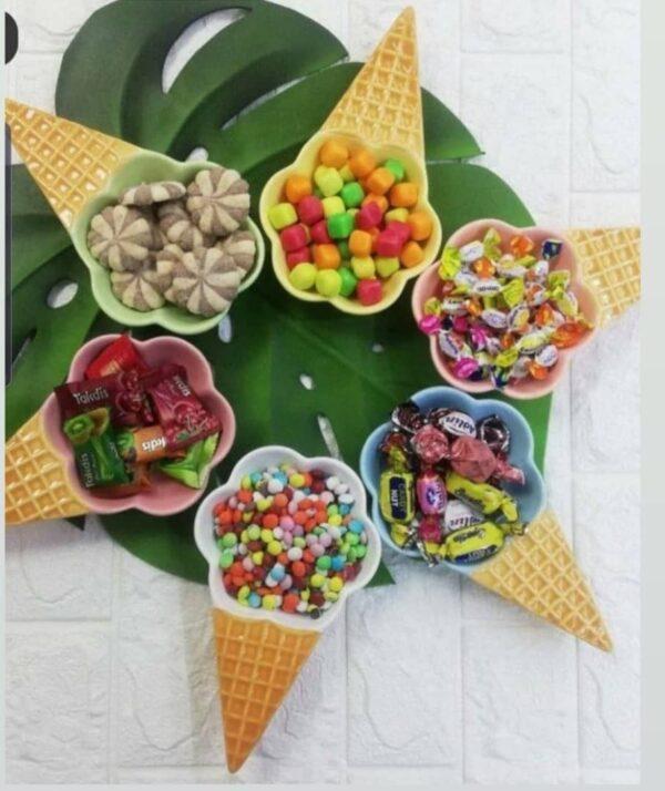 بستنی خوری سرامیکی