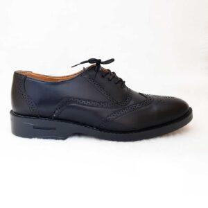 کفش مردانه مجلسی طرح ایتالیا کد008