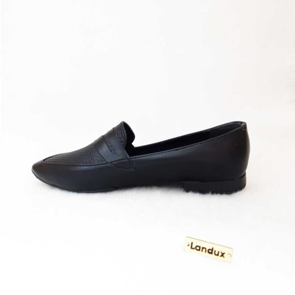 کفش زنانه تخت طرح ترک کد001