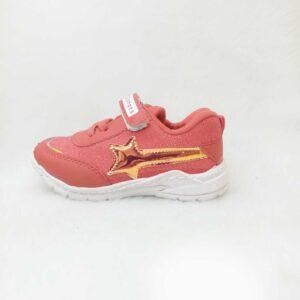 کفش دخترانه اسپرت ستاره کد0032