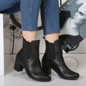 کفش نیم پوت زنانه 0056
