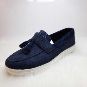کفش زنانه تخت منگوله دار کد 0041