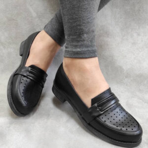 کفش زنانه تخت کد0043